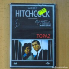 Cine: ALFRED HITCHCOCK - TOPAZ - DVD. Lote 213561460