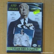 Cine: ALFRED HITCHCOCK - THE MANXMAN - DVD. Lote 213561801