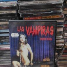 Cine: LAS VAMPIRAS VERSIÓN INTEGRA JESÚS FRANCO. Lote 213602391