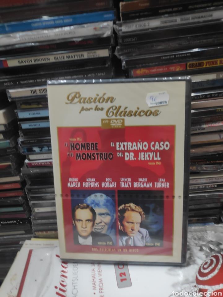 EL HOMBRE Y EL MONSTRUO EL EXTRAÑO CASO DE DR JEKYLL (Cine - Películas - DVD)