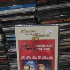 Cine: EL HOMBRE Y EL MONSTRUO EL EXTRAÑO CASO DE DR JEKYLL. Lote 213602442