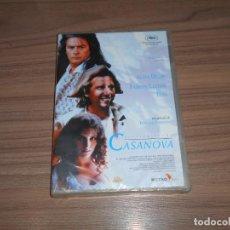 Cine: EL REGRESO DE CASANOVA DVD ALAIN DELON NUEVA PRECINTADA. Lote 213616141