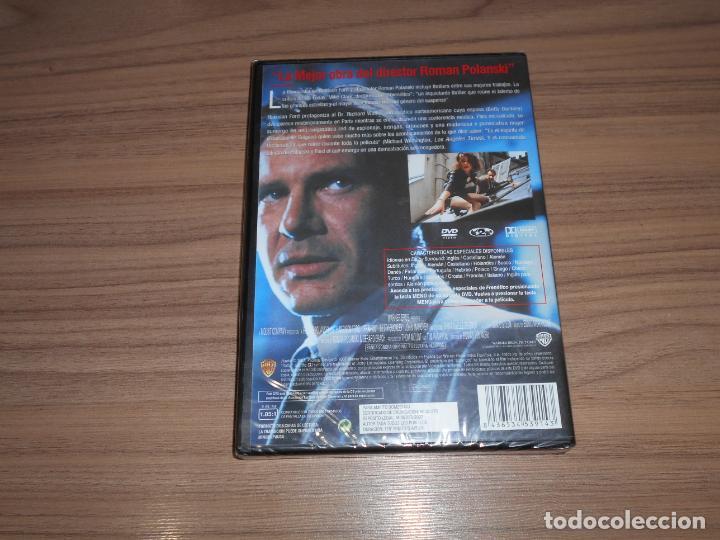 Cine: FRENETICO DVD de ROMAN POLANSKI Harrison Ford NUEVA PRECINTADA - Foto 2 - 213616232
