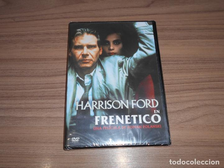 FRENETICO DVD DE ROMAN POLANSKI HARRISON FORD NUEVA PRECINTADA (Cine - Películas - DVD)