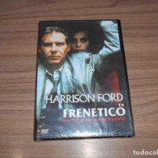Cine: FRENETICO DVD DE ROMAN POLANSKI HARRISON FORD NUEVA PRECINTADA. Lote 213616232