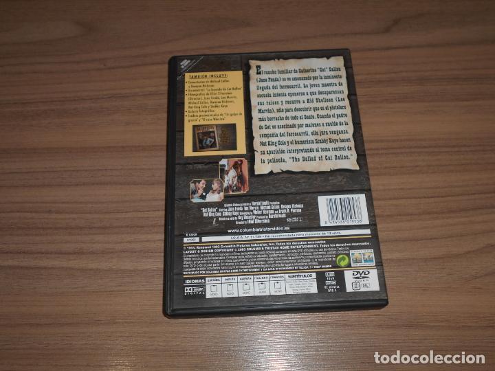 Cine: La INGENUA EXPLOSIVA DVD Jane Fonda LEE MARVIN Como NUEVA - Foto 2 - 213616426