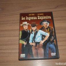 Cine: LA INGENUA EXPLOSIVA DVD JANE FONDA LEE MARVIN COMO NUEVA. Lote 213616426