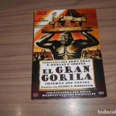 Cine: EL GRAN GORILA DVD DE JOHN FORD BEN JOHNSON NUEVA PRECINTADA. Lote 213616913
