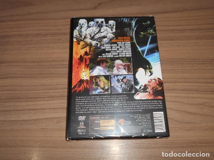 Cine: el DIA de Los ANIMALES DVD Leslie Nielsen NUEVA PRECINTADA - Foto 2 - 213645728