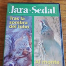 Cine: TRAS LA SOMBRA DEL LOBO / AL MONTE CON EL RECLAMO (JARA Y SEDAL Nº 26) DVD. Lote 213798380