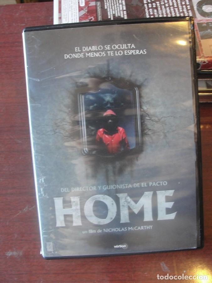 HOME / NICHOLAS MCCARTHY ( EL PACTO ) . TERROR CASAS ENCANTADAS FANTASMAS - NAYA RIVERA (Cine - Películas - DVD)