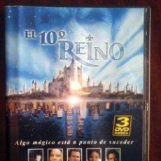 Cine: TODODVD: EL 10º REINO 3 DISCOS (RUTGER HAUTER, WIEST COHEN, DIANNE WIEST, JOHN LARROQUETTE). Lote 213830767