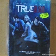 Cine: TRUE BLOOD - TEMPORADAS 1 A 3 - DVD. Lote 213869900