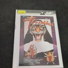Cinéma: DVR 1060 ENTRE TINIEBLAS -DVD SEGUNDA MANO CON SLIMCOVER RECORTADO. Lote 213938913