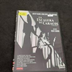 Cine: DVR 1125 LA ESCALERA DE CARACOL -DVD SEGUNDA MANO CON SLIMCOVER RECORTADO. Lote 213948621