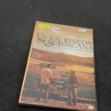 Cine: DVR 1124 EN UN RINCÓN DE LA TOSCANA -DVD SEGUNDA MANO CON SLIMCOVER RECORTADO. Lote 213949617