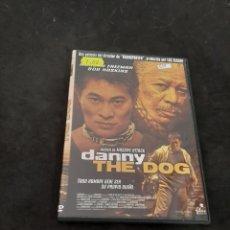 Cine: DVR 1.119 DANNY THE DOG -DVD SEGUNDA MANO CON SLIMCOVER RECORTADO. Lote 213950790