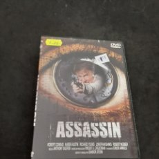 Cine: DVR 1198 ASSASSIN -DVD SEGUNDA MANO CON SLIMCOVER RECORTADO. Lote 213951523