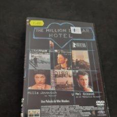 Cine: DVR 1193 DE MILLION DOLLAR HOTEL -DVD SEGUNDA MANO CON SLIMCOVER RECORTADO. Lote 213951902