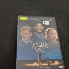 Cine: DVR 1191 BAGGER VANCE-DVD SEGUNDA MANO CON SLIMCOVER RECORTADO. Lote 213951977