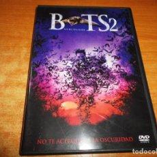 Cine: BATS 2 MURCIELAGOS DVD DEL AÑO 2008 ESPAÑA DAVID CHOKACHI MICHAEL JACE POLLYANNA MCINTOSH. Lote 213980090