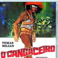 Cine: O' CANGACEIRO (DVD PRECINTADO IMPORTACION) TOMAS MILIAN EDUARDO FAJARDO. Lote 213983716