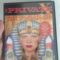 Cine: PRIVATE - THE PIRAMYD 1 - PIERRE WOODMAN - 1998 - STARRING: TANIA RUSSOF - DAVID PERRY. Lote 214010016