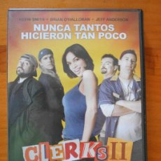 Cine: DVD CLERKS II - CLERKS 2 - KEVIN SMITH (S5). Lote 214295421