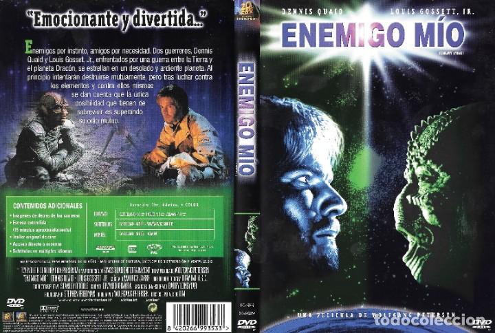 ENEMIGO MÍO - WOLFGANG PETERSEN (Cine - Películas - DVD)