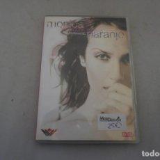Cine: 1-B0 - 1 X DVD - MONICA NARANJO - COLECCION PRIVADA - TOUR MIRAGE. Lote 214408263