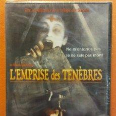 Cinema: L'EMPRISE DES TENEBRES. UN FILM DE WES CRAVEN. DVD. EN FRANCÉS. Lote 214416897