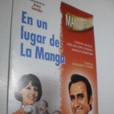 Cine: DVD EN UN LUGAR DE LA MANGA. MANOLO ESCOBAR. CONCHA VELASCO 95 MIN CAJA CARTÓN (SEMINUEVA). Lote 214595005
