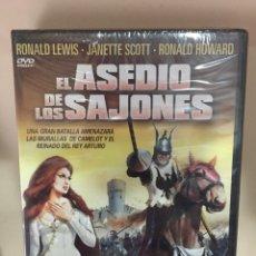 Cinéma: EL ASEDIO DE LOS SAJONES DVD - PRECINTADO -. Lote 214656378
