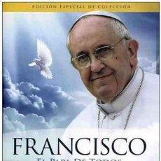 Cinema: FRANCISCO, EL PAPA DE TODOS [USA] [DVD]. Lote 212440950