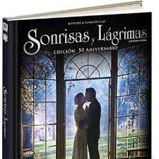 Cinema: SONRISAS Y LÁGRIMAS ( LIBRO) [BLU-RAY]. Lote 212442935