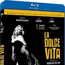 Cinema: LA DOLCE VITA (BLU-RAY). Lote 212456655