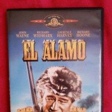 Cine: DVD PELÍCULA 1960 EL ÁLAMO. JOHN WAYNE. JOHN WAYNE, RICHARD WIDMARK, LAURENCE HARVEY. WÉSTERN/BÉLICO. Lote 214742918