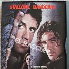 Cine: ASESINOS - SYLVESTER STALLONE - ANTONIO BANDERAS - DVD CINE. Lote 214830467
