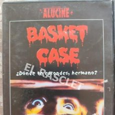 Cine: BASKET CASE - DVD CINE. Lote 214844420
