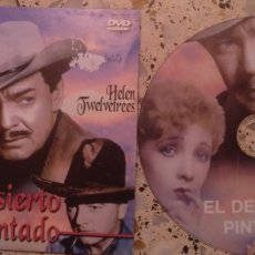 Cine: EL DESIERTO PINTADO. Lote 214985527