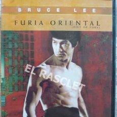 Cine: PELICULA - FURIA ORIENTAL - BRUCE LEE -. Lote 215079445