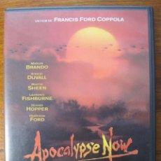Cine: APOCALYPSE NOW-REDUX- FRANCIS FORD COPPOLA. Lote 215199290