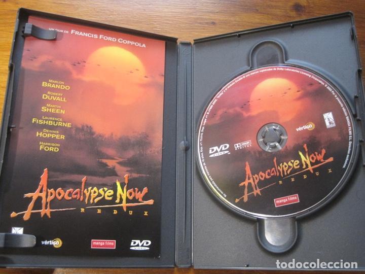 Cine: Apocalypse Now-Redux- Francis Ford Coppola - Foto 3 - 215199290