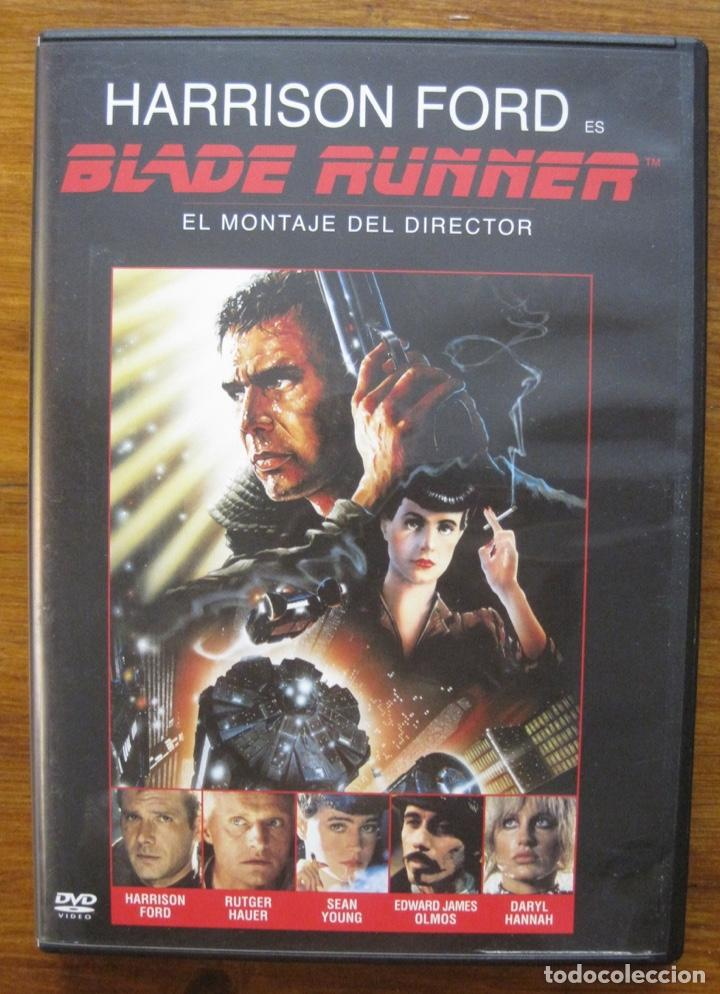 BLADE RUNNER (Cine - Películas - DVD)