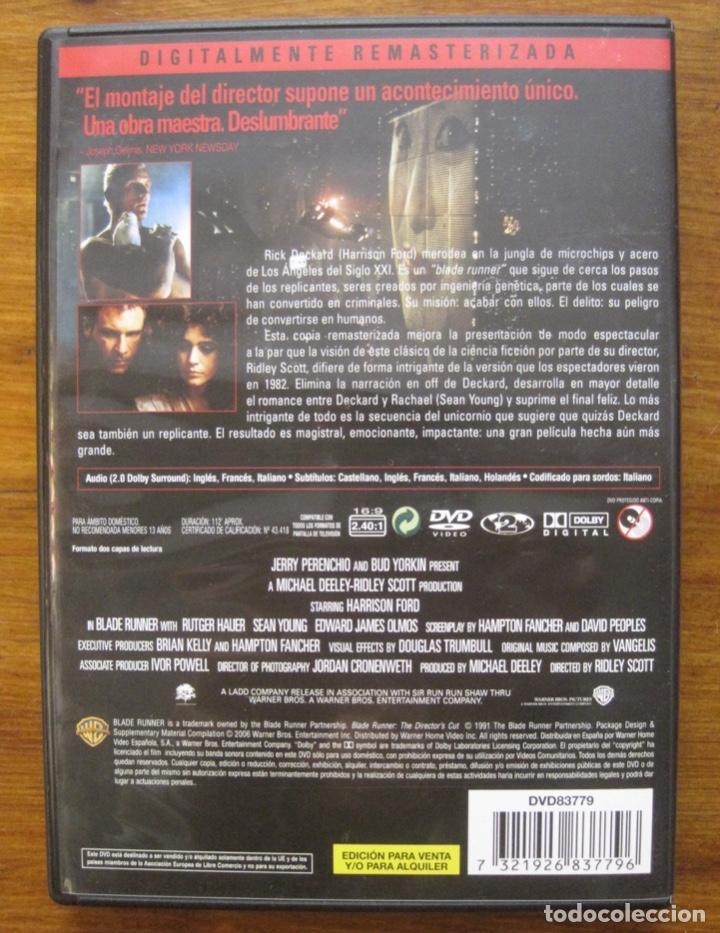 Cine: Blade Runner - Foto 2 - 215200316
