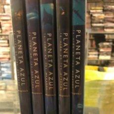 Cine: LOTE PACK COLECCIÓN PLANETA AZUL (5 DVDS) TÍTULOS EN LAS FOTOS. Lote 215600652