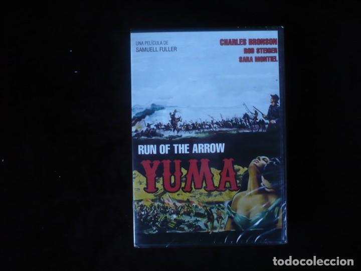 YUMA - CON CHARLES BRONSON - DVD NUEVO PRECINTADO (Cine - Películas - DVD)