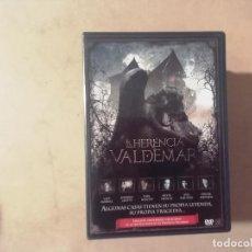 Cine: LA HERENCIA VALDEMAR - DVD -(C2). Lote 215939498