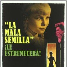 Cinema: LA MALA SEMILLA (MERVIN LEROY) 1956 - DVD NUEVO Y PRECINTADO. Lote 215981973