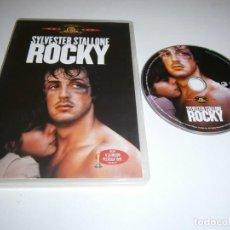 Cine: ROCKY DVD STALLONE. Lote 261095430